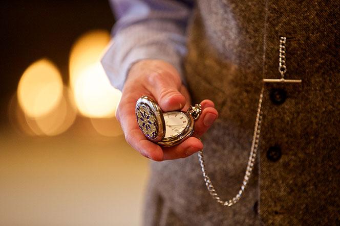 Tweed Waistcoat - He Spoke Style