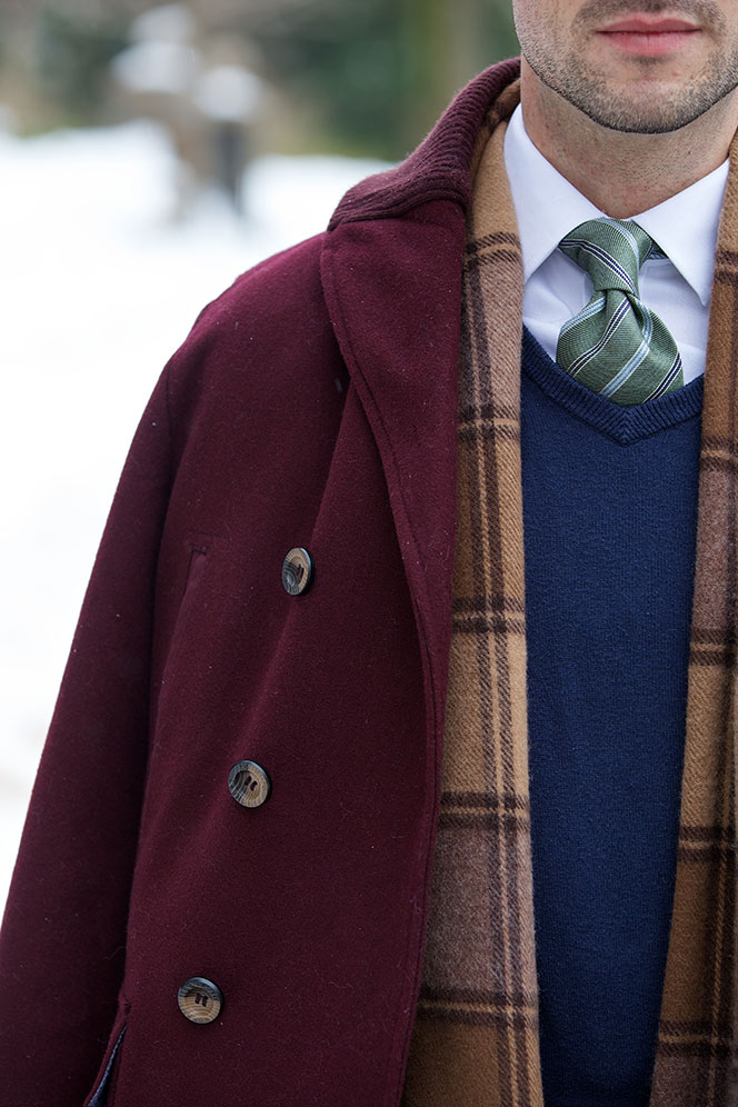 The Perfect Tie Dimple - How to Dimple a Tie