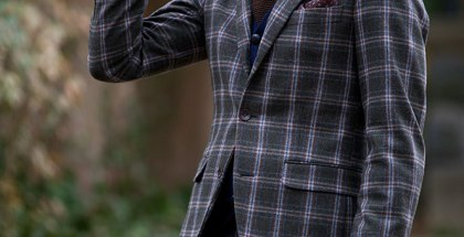 Layered Cardigan - He Spoke Style