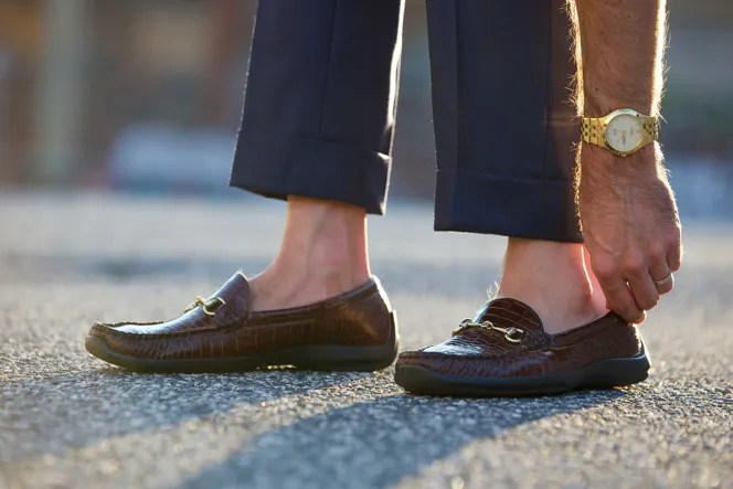 Wearing Boat Shoes In Europe