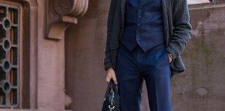 Cardigan Blazer - He Spoke Style
