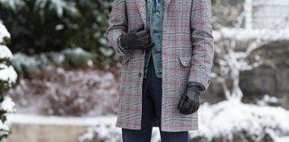 Layered Denim Jacket - He Spoke Style