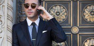 Suit Week - He Spoke Style