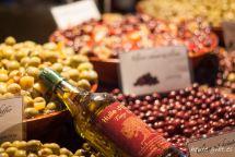Olivenauswahl aus Italien