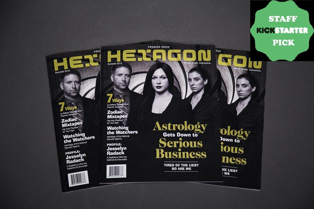 HexagonTrio