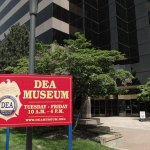 DEA Museum entrance (Photo By: heydayjoe)