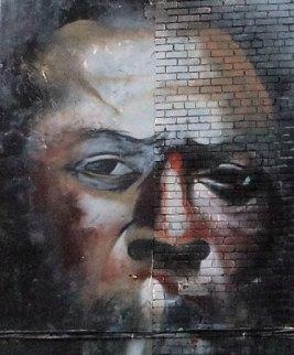 Bohemian Caverns mural Miles Davis
