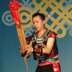Folklife Festival lusheng