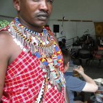 Folklife Festival 2014 Kenya native
