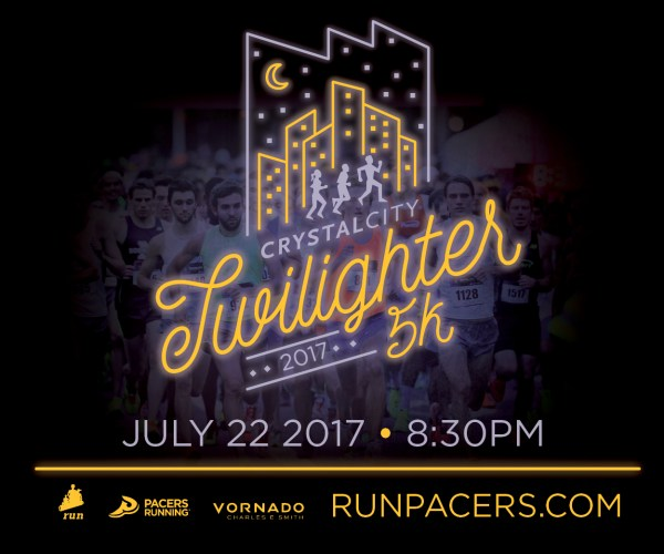 Crystal City Twilighter 2017 5K