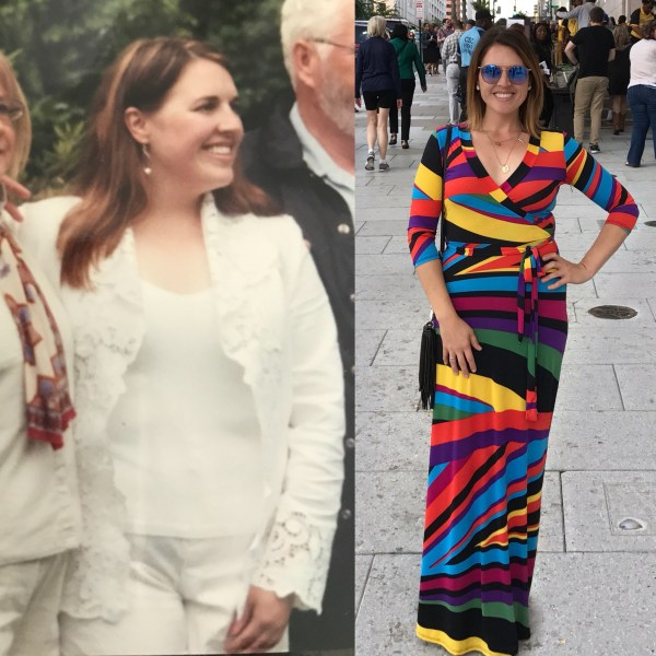 Sarah's Weight Loss