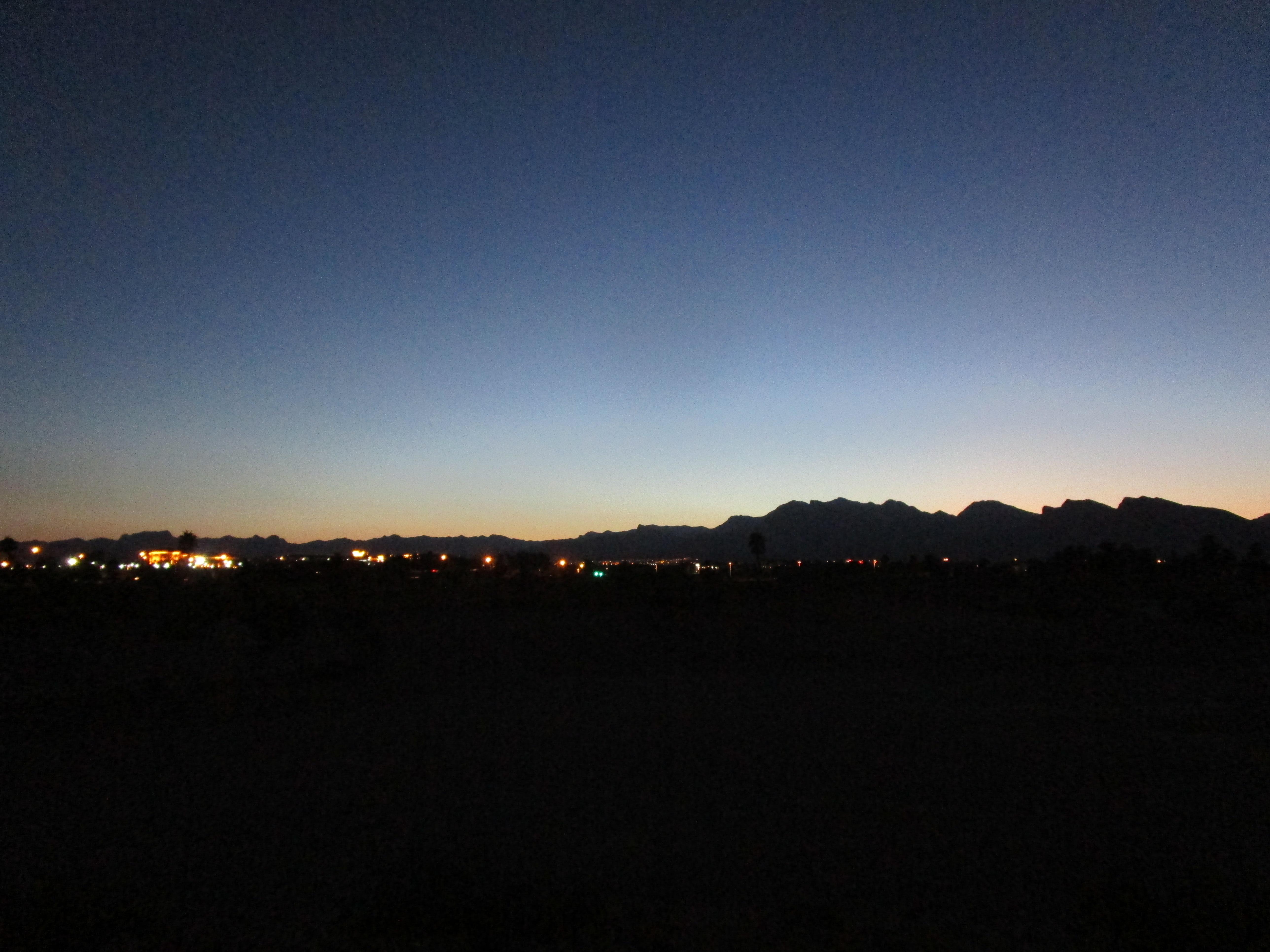 heykip.com Sunset Las Vegas Nevada