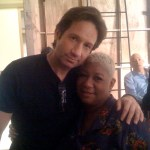 Luenell & David Duchovny