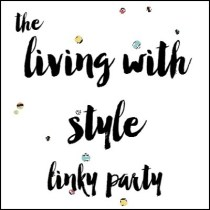 Living With Style Linky Party #1    heymissadventures.com