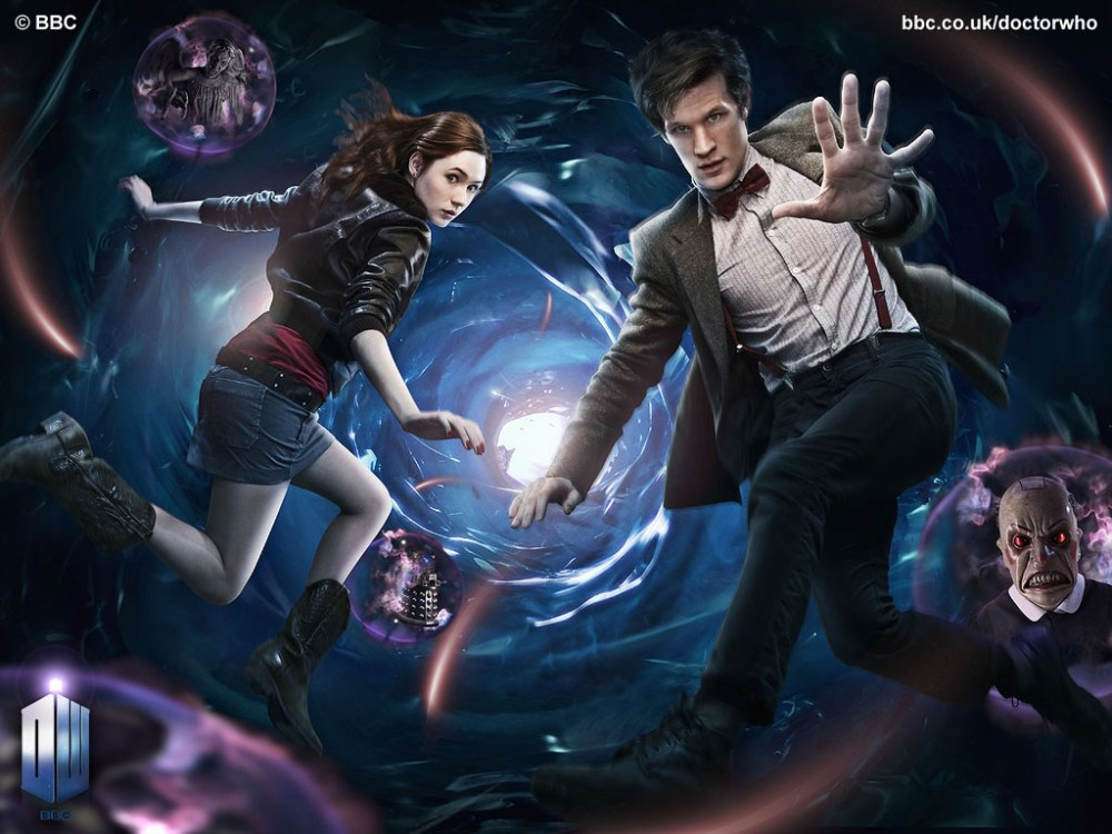 Doctor Who link love: season premiere