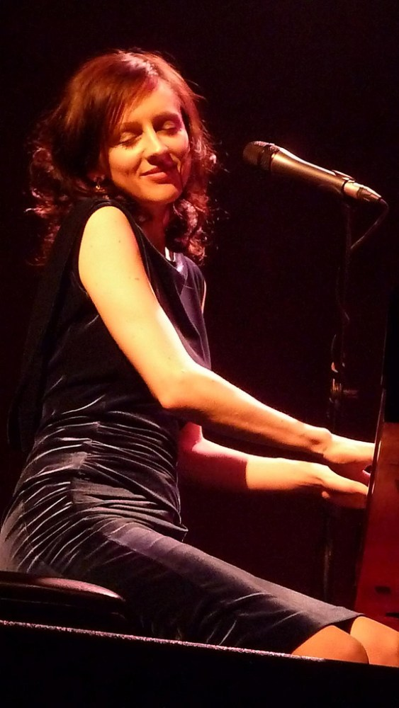 Sarah Slean and running: 