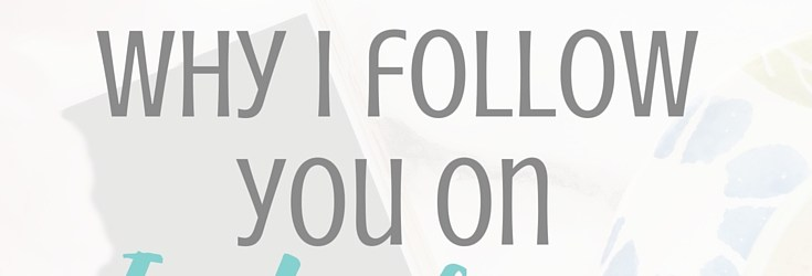 Trying to grow your Instagram audience? Here are 6 reasons why I follow people on Instagram! Use these tips and tricks as inspiration to adjust your Instagram strategy and get more followers // Hey There, Chelsie