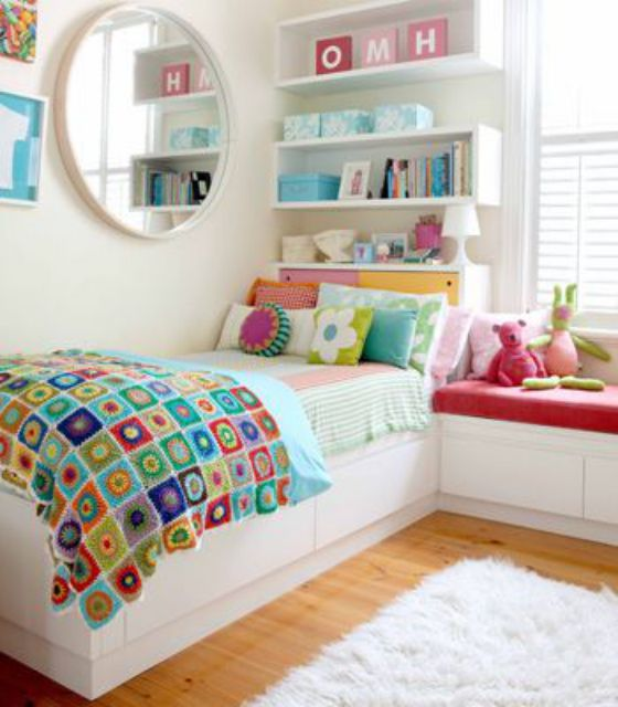 cuartos para chicos pequeños