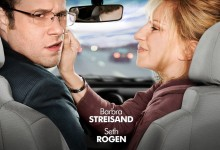 The Guilt Trip Poster 220x150 3 TV Spots for The Guilt Trip with Seth Rogen & Barbara Streisand