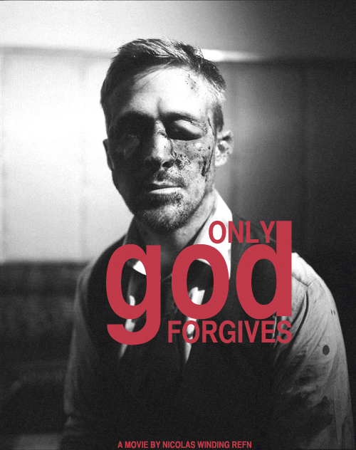 Only God Forgives Promo Poster