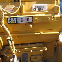 Cat C-10 004