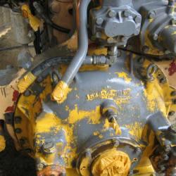 Komatsu D85A-18 Engine (4)