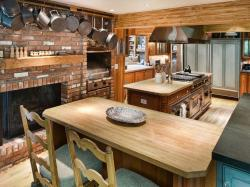 Small Of Country Home Kitchens