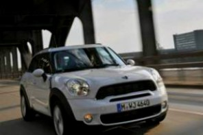 MINI Cooper S Countryman custa R$124.950