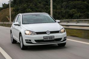 Volkswagen lança Golf com motor 1.0 TSI