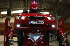 [Vídeo] Engenheiros turcos criaram Transformers reais
