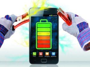 зарядка акб телефона планшета