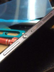 Huawei ascend p7, замена кнопок громкости и включения. Фото