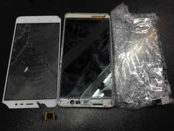 Попытка сэкономить и поменять сенсорное стекло на телефоне Xiaomi