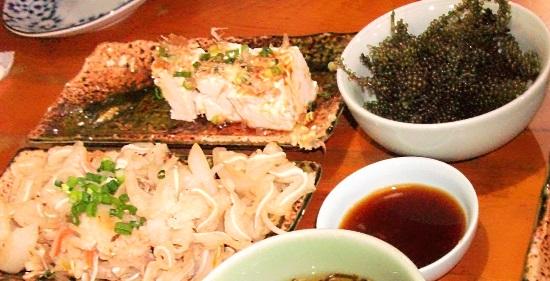 沖縄料理おつまみ