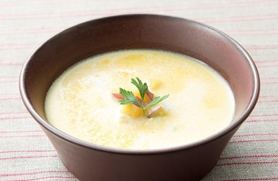 焼き芋のポタージュ