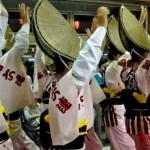 高円寺阿波踊りの前夜祭2015!ふれおどりは子連れにオススメ