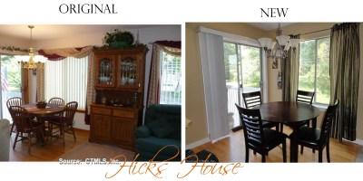 wood trim   Hicks House