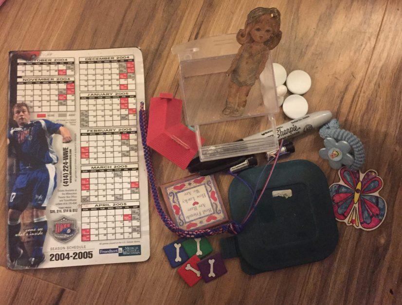day 53 decluttering challenge