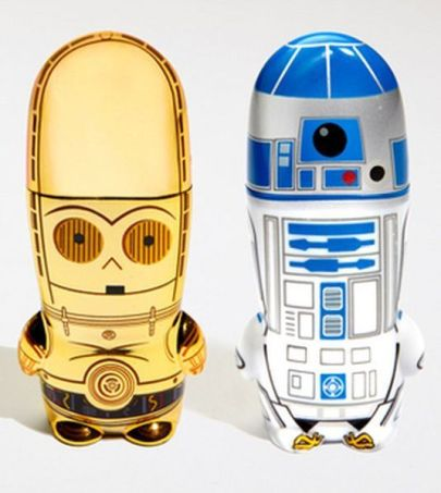 Pendrive de robos star wars