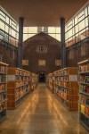 避暑がてらに生涯学習。「長崎市東公民館図書室」