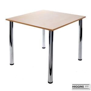 30 inch x 30 inch Beech Top Table