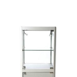 Glass Display Cabinet half Metre