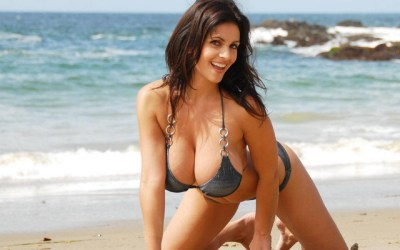 Denise Milani Boobs | High Definition Wallpapers
