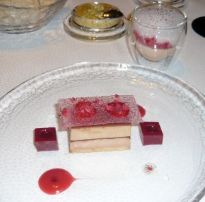 Foie Gras & Raspberries