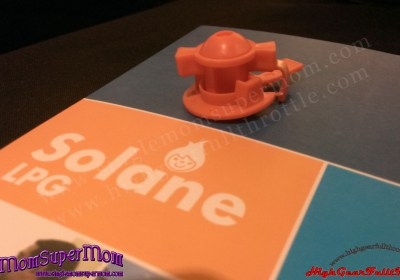 Solane safety cap and seal (5)