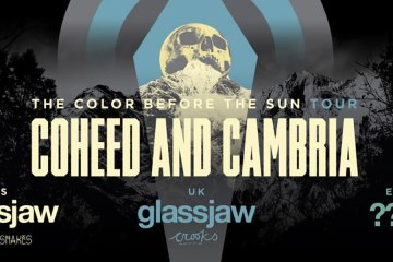 Coheed-And-Cambria-The-Color-Before-The-Sun-Tour