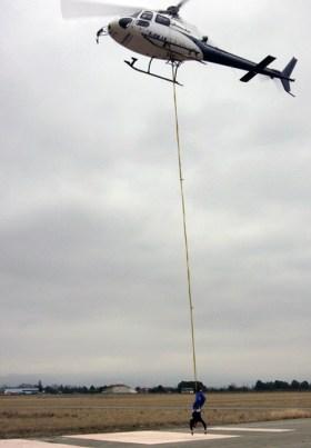 ADEL ABDESSEMED - HELICOPTER
