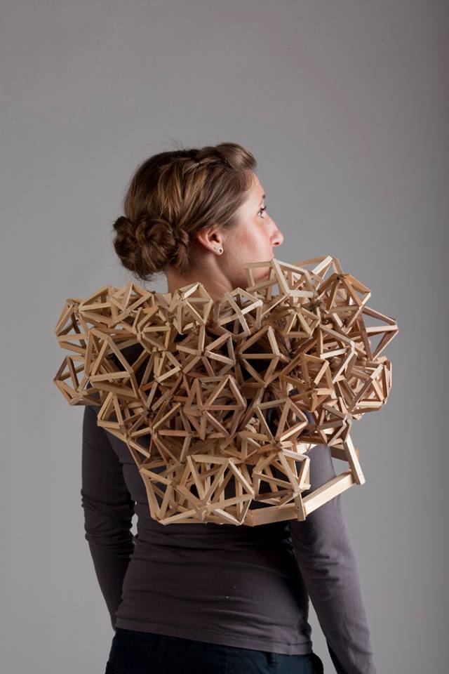 TRACY FEATHERSTONE WEARABLE STRUCTURES
