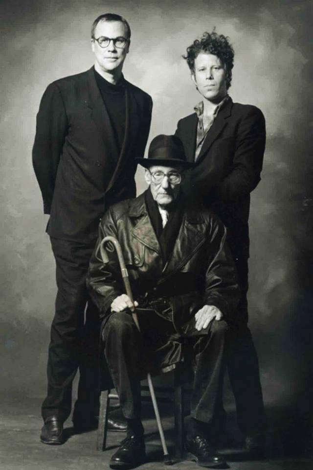 ROBERT WILSON, WILLIAM BURROUGHS AND TOM WAITS THE BLACK RIDER
