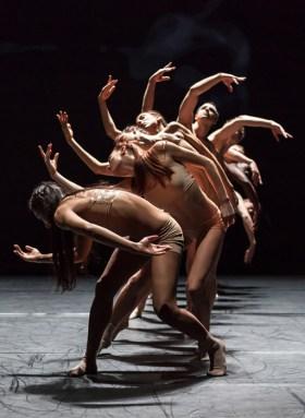 Zero by Nanine Linning. Theater Heidelberg 2013.